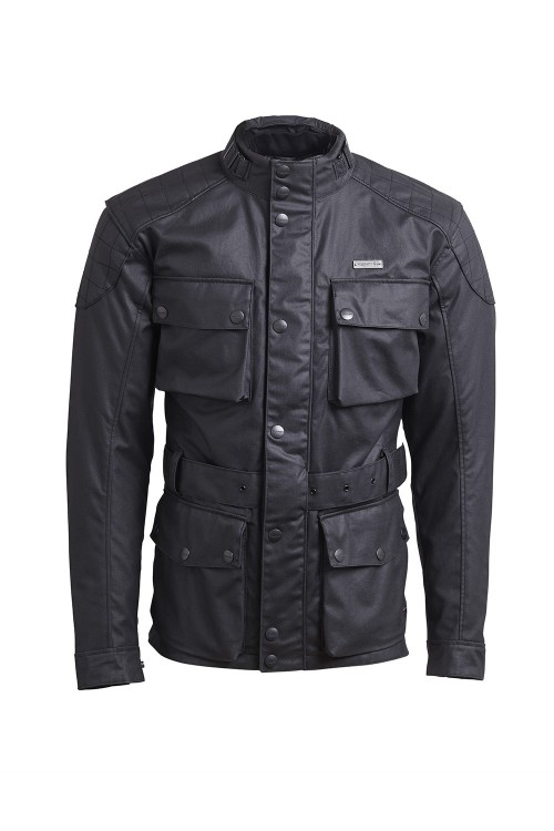 BECK WAXED JACKET
