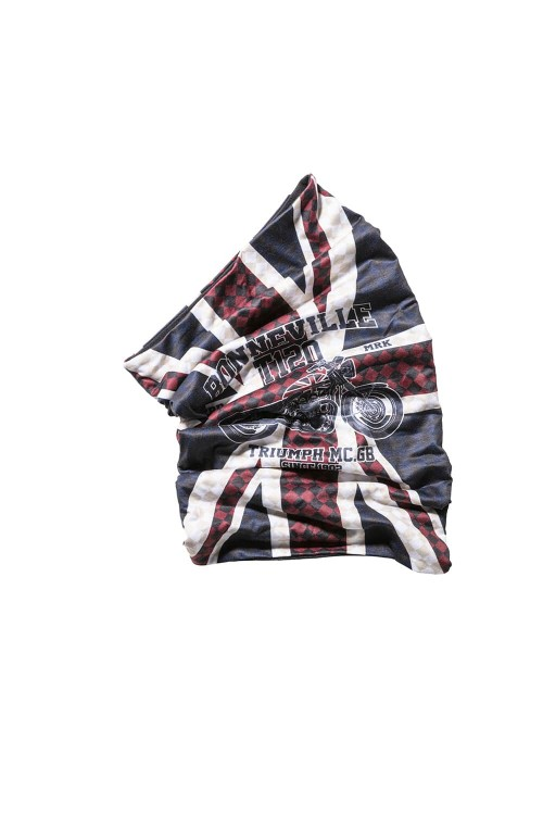 UNION JACK NECK TUBE X1