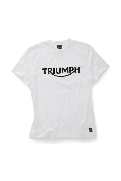 BAMBURGH WHITE TEE